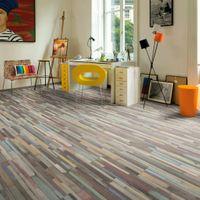 Egger Laminowane Panele Podłogowe, 99,2 M², 7 Mm, Coloured Dimas Wood