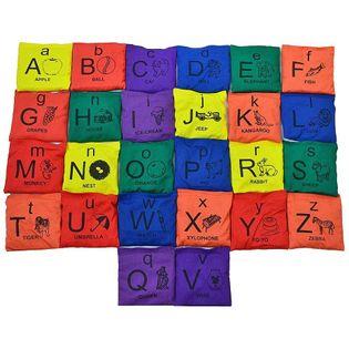 Woreczki Gimastyczny NO10 ALFABET VEDB-AZ5X5 alfabet(kpl)