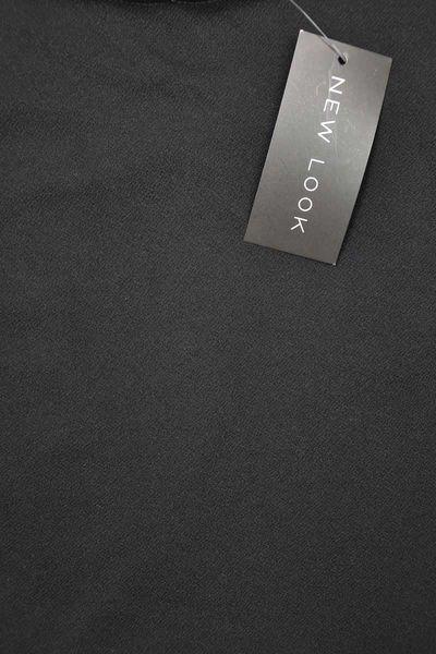 New Look Czarna Sukienka, Zip - 38 / M zdjęcie 4