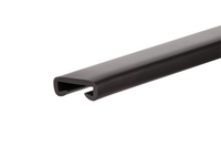 Listwa poręczowa PCV PREMIUM, poręczówka 40x8mm czarna 1mb