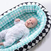 Dwustronny Kokon niemowlęcy Górska Droga zdjęcie 5