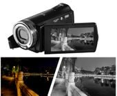 ORDRO DV-12 Kamera cyfrowa z pilotem Full HD 16x Zoom j. polski T237S zdjęcie 7