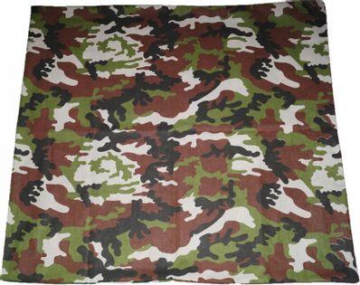 Poszewka na Poduszkę 70x80 Moro Wojskowa Militarna