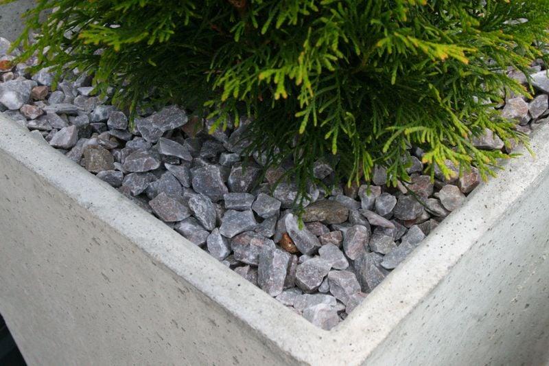 Donice Betonowe Beton Architektoniczny 4 ROZMIARY zdjęcie 2