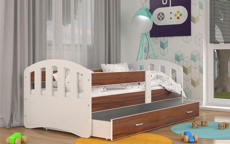 łóżko Happy 160x80 Szuflada Materac