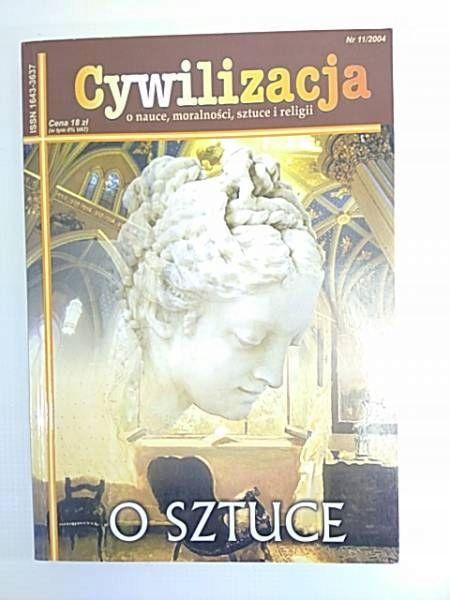 CYWILIZACJA - O SZTUCE nr 11 - Praca Zbiorowa na Arena.pl