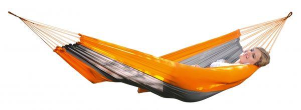 Hamak turystyczny SILK TRAVELLER TECHNO 220x140cm #T1