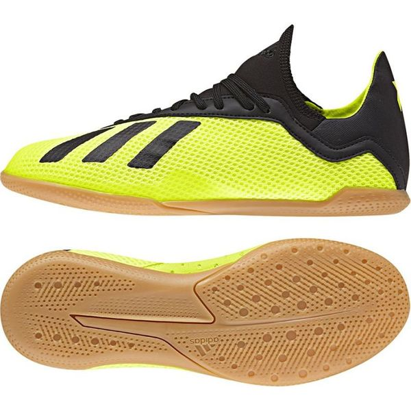 04462dd352393 Buty halowe adidas X Tango 18.3 In Jr r.38 2 3 • Arena.pl