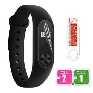 folia ochronna na opaskę Xiaomi Mi Band 2 do opaski opaska smartwatch
