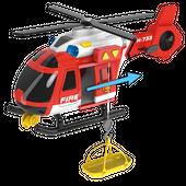 Helikopter strażacki, ratunkowy Dumel Flota Miejska