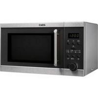 Kuchenka mikrofalowa AEG MFD2025S-M INOX/Stal