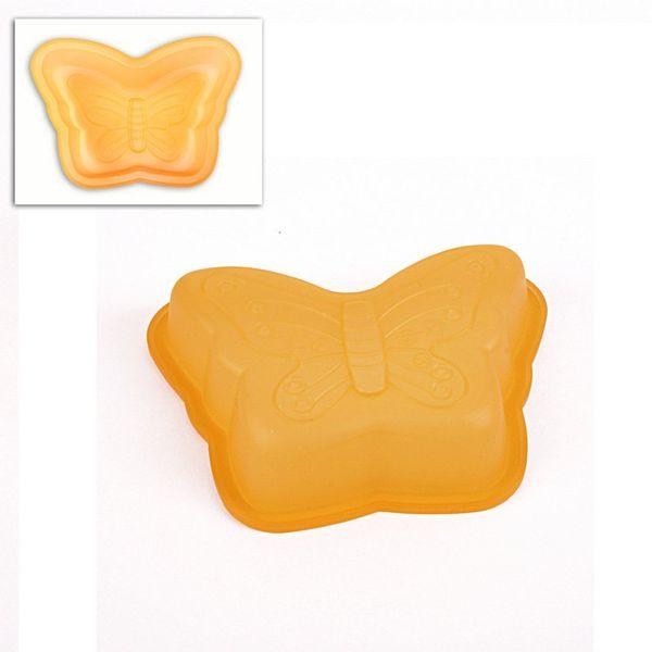 Forma / foremka silikonowa na ciasto MOTYL zdjęcie 1