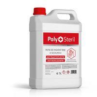 PolySteril płyn antybakteryjny i przeciwwirusowy do higieny rąk (5l)