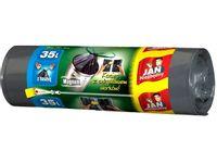 JAN NIEZBĘDNY Magnum 35l 15 szt - worki na śmieci z taśmą