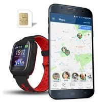 Smartwatch dla dzieci CALMEAN NEMO2, czarny