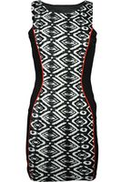 Jane Norman Sukienka, Wzory Aztec - 36 / S