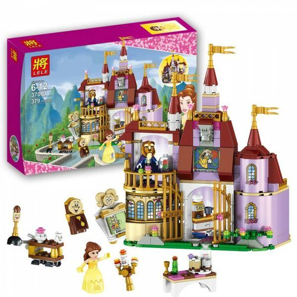 Klocki Jak Lego Zamek Piękną I Bestia Arenapl