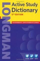 Longman Active Study Dictionary 5ed + CD BR praca zbiorowa