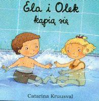 Ela i Olek kąpią się Kruusval Catarina