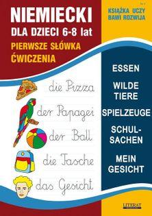 Niemiecki dla dzieci Zeszyt 4 von Basse Monika, Bednarska Joanna