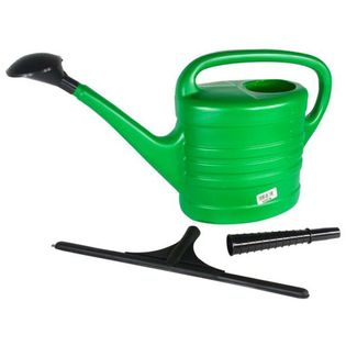 Konewka z akcesoriami, zielona, 13 L, 6071425