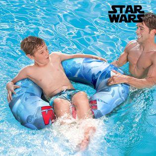 Dmuchane Koło Z Uchwytami Star Wars