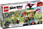 LEGO 75823 ANGRY BIRDS KRADZIEŻ JAJ NA WYSPIE