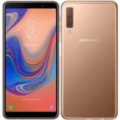 Telefon komórkowy Samsung Galaxy A7 Dual SIM (SM-A750FZDUXEZ) Złoty zdjęcie 4