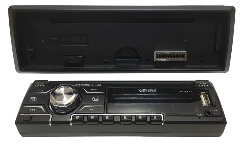 Radio samochodowe Voice Kraft VK-8621 BLUE radioodtwarzacz zdjęcie 4