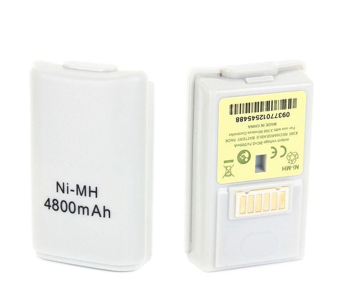Bateria XBOX 360 do Pada Wymienna Mocna zdjęcie 1