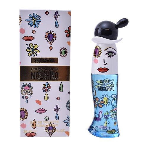 Perfumy Damskie So Real Cheap & Chic Moschino EDT 30 ml na Arena.pl