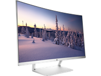 Monitor LCD HP 27 Curved