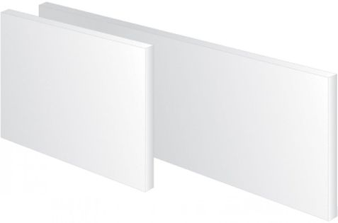 Promiennik sufitowy ECOSUN U+ 300W, biały