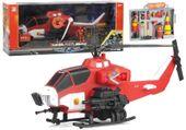 Helikopter dla Małego Strażaka Duży Dźwięk Światło