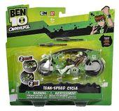 Pojazd z figurką Ben 10 Omniverse Bandai 36960