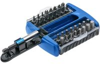 Zestaw wkrętakowy magnetyczny 33 elementy Hogert HT1S402