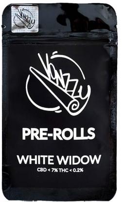 Joint CBD Vonzzy pre-rolls White Widow 2 szt na Arena.pl