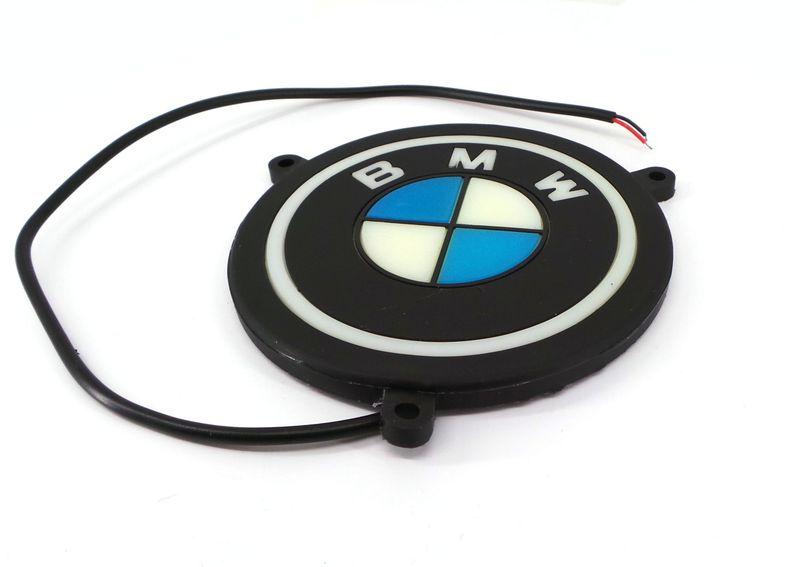 BMW logo LED  podświetlane, wodoodporne zdjęcie 2
