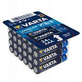24x Baterie alkaliczne VARTA LONGLIFE Power LR6 AA