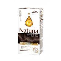 Naturia Organic pielęgnująca farba do włosów bez amoniaku i PPD 339 Kakaowy