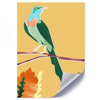 Plakat, Rajski ptak 70x100