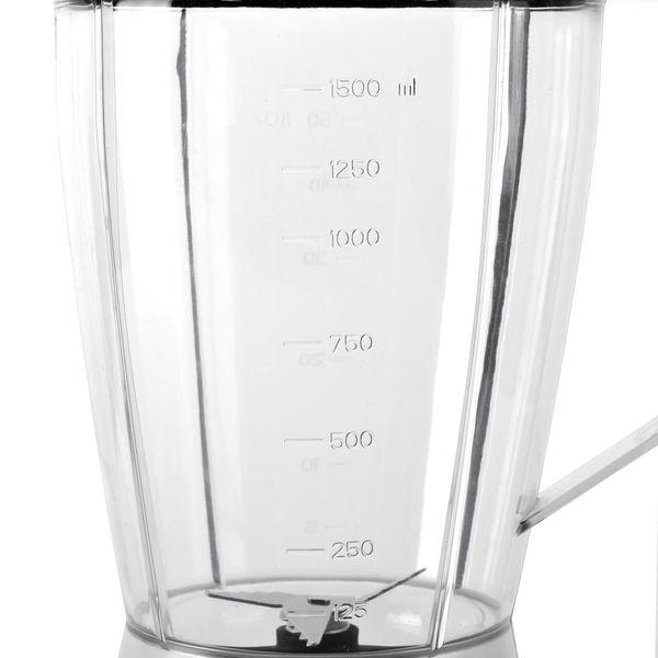Blender do koktajli ze stali, niski poziom hałasu, 1,5 L zdjęcie 7