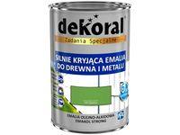 Emalia Dekoral Emakol Strong (Zielono-Żółty, 0.9 L)