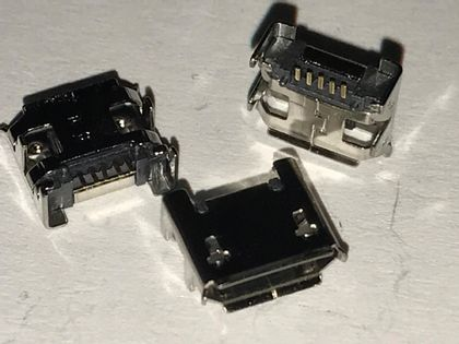 Nowe gniazdo micro usb Lenovo,Huawei,OPPO 5pin T6