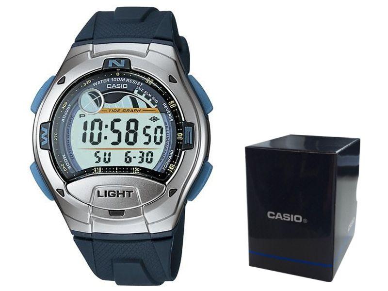 Zegarek męski Casio W-753-2AVEF hologram zdjęcie 1
