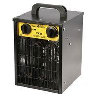 Nagrzewnica elektryczna Warm Tech WTCG2001 1000/2000W służy do szybkiego ogrzewania pomieszczeń bardzo praktyczna i wygodna w użytkowaniu