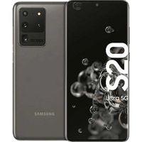 Smartfon Samsung G988 S20 Ultra Galaxy 128GB Dual SIM Cosmic Grey