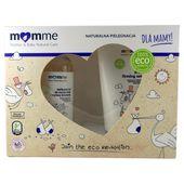 Zestaw: Żel do Mycia i Higieny Intymnej (150 ml) + Ujędrniające Serum do Biustu (150 ml) - MomMe