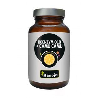 Hanoju Camu Camu 350 Mg Q10 50 Mg Odporność