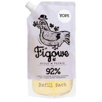 Mydło w płynie Figowe naturalne opakowanie uzupełniające refill pack 500ml Yope